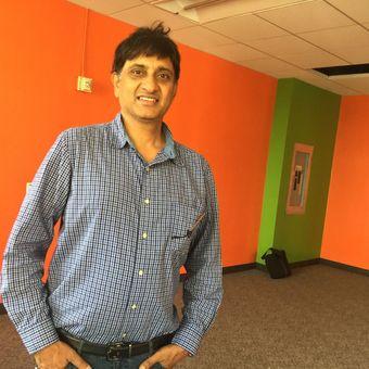 Dr. Sam Swapn Sinha